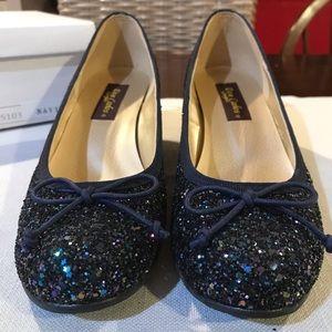Sparkly Don Carlos (Boutique in Tokyo) Low heels!!